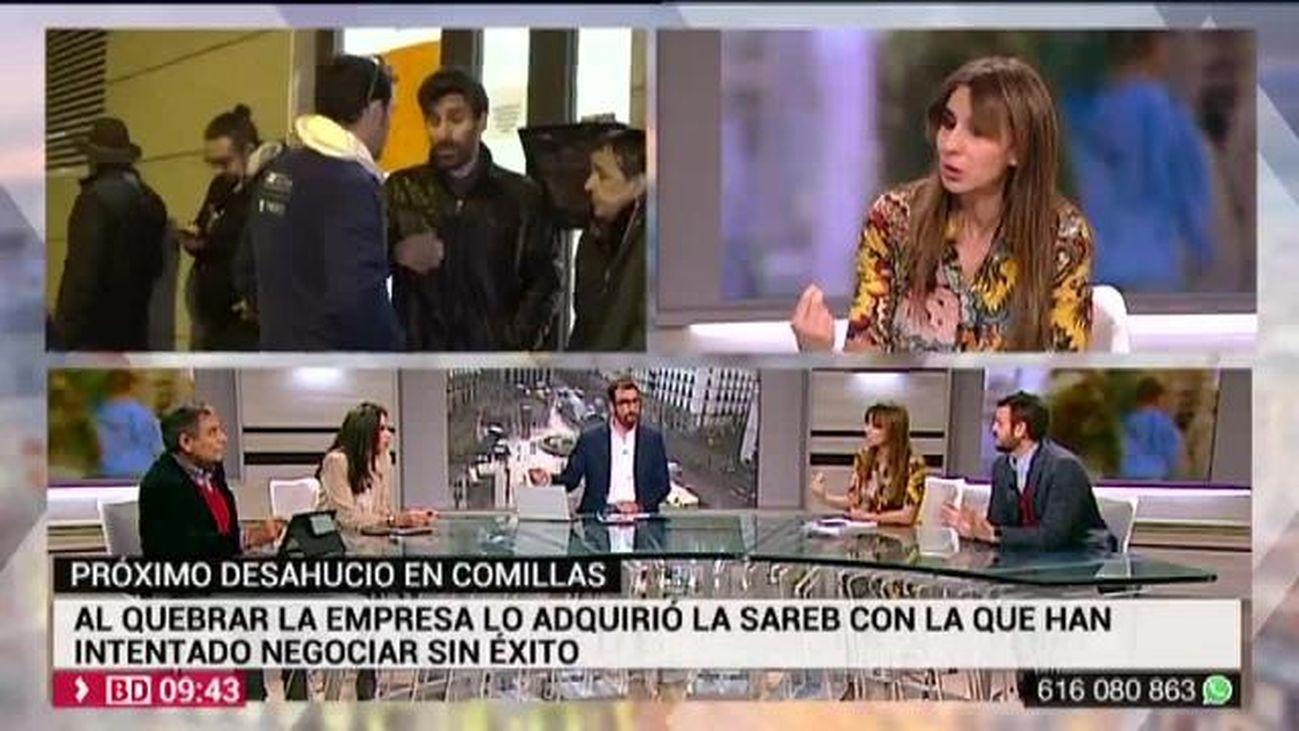 Buenos Días Madrid 22.01.2020 (9.00 - 10.30)