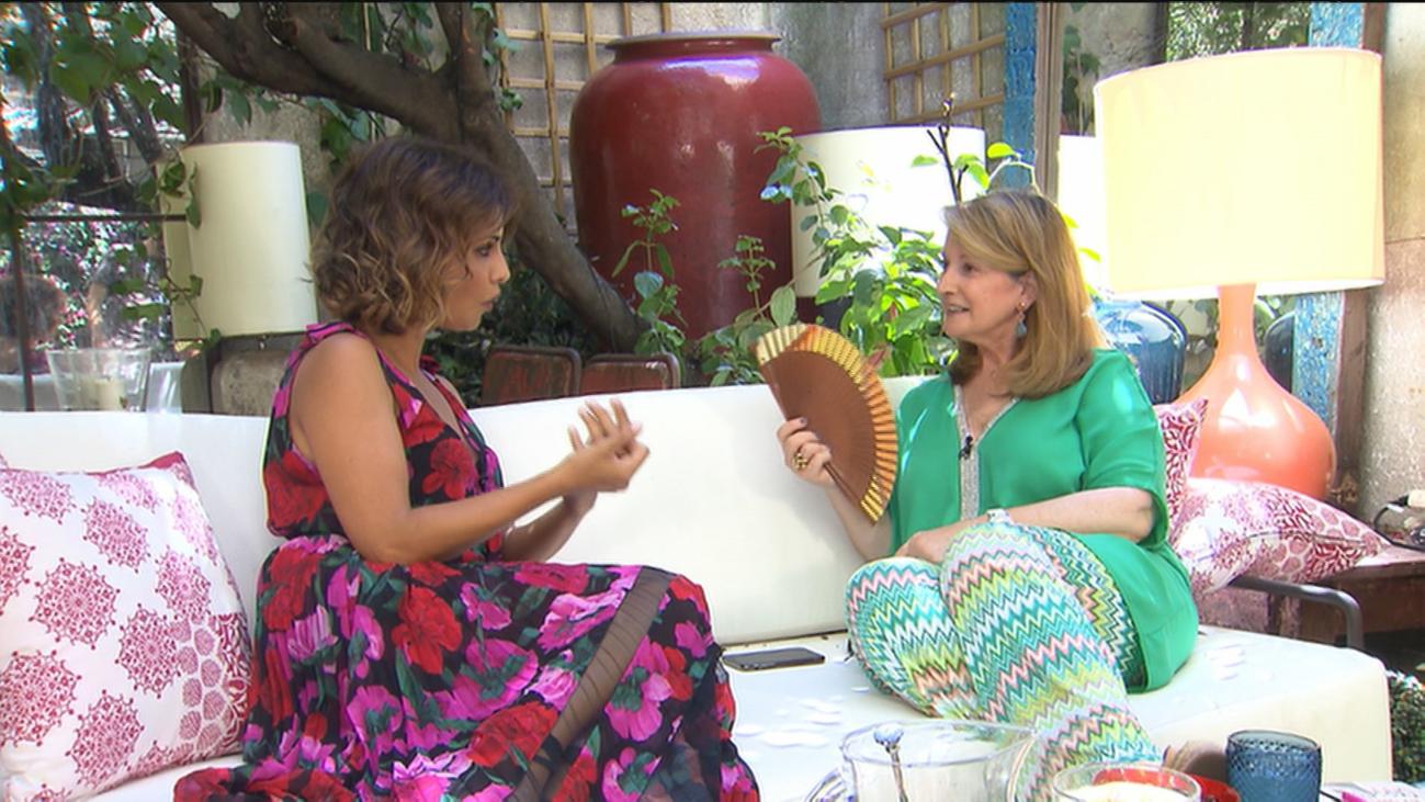 """Mónica Cruz: """"Lo más importante es sentirte libre"""""""