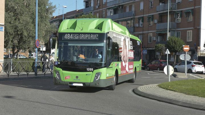 Las paradas a demanda en los autobuses nocturnos de Leganés serán una realidad a partir del lunes