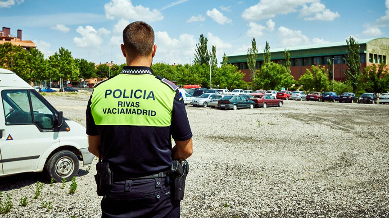 Policía Local de Rivas Vaciamadrid
