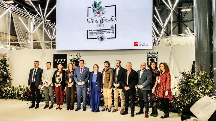 """Once municipios de Madrid se pondrán """"guapos"""" para convertirse en 'Villas floridas'"""