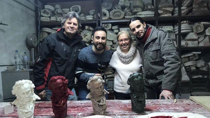 El cazatalentos: La fundición de los Goya y los representantes de actores