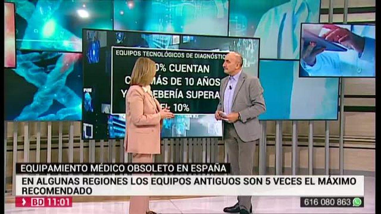 Buenos Días Madrid 23.01.2020 (10.30 - 11.30)