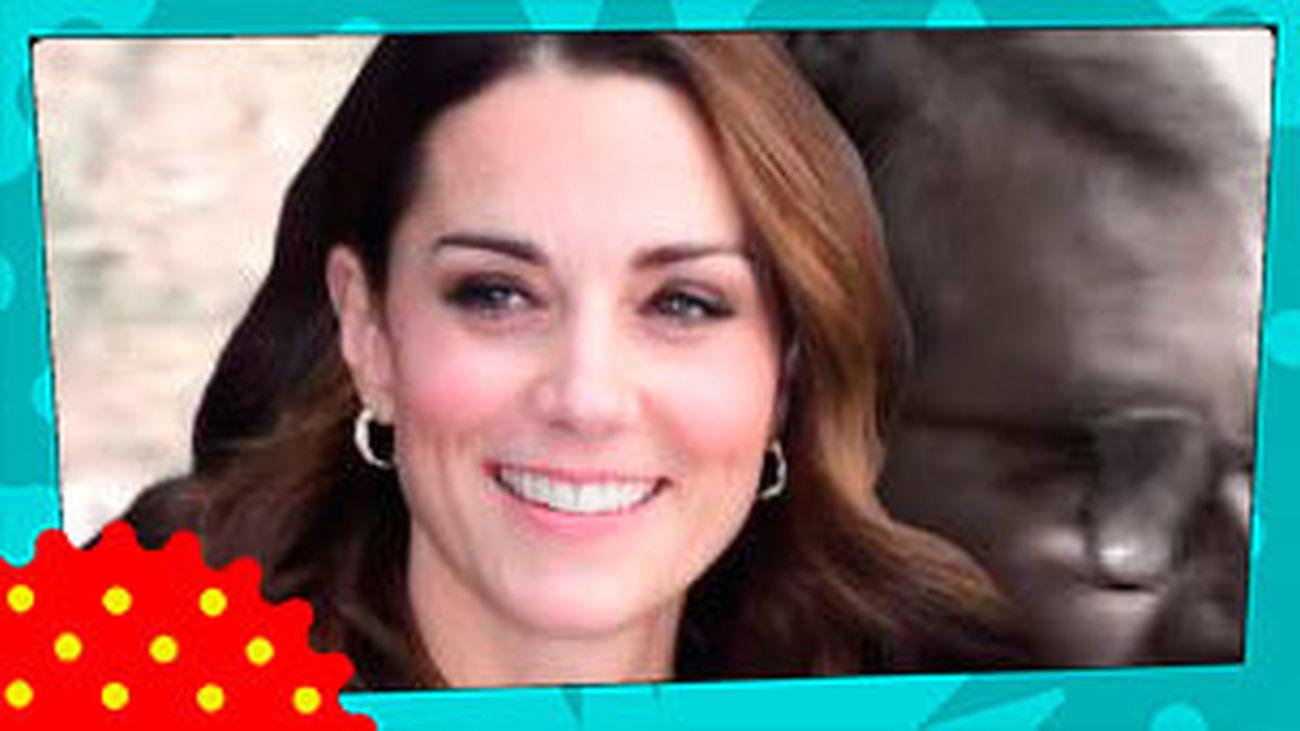 ¿Han hecho las paces? El guiño de Kate Middleton a Meghan Markle en su último evento