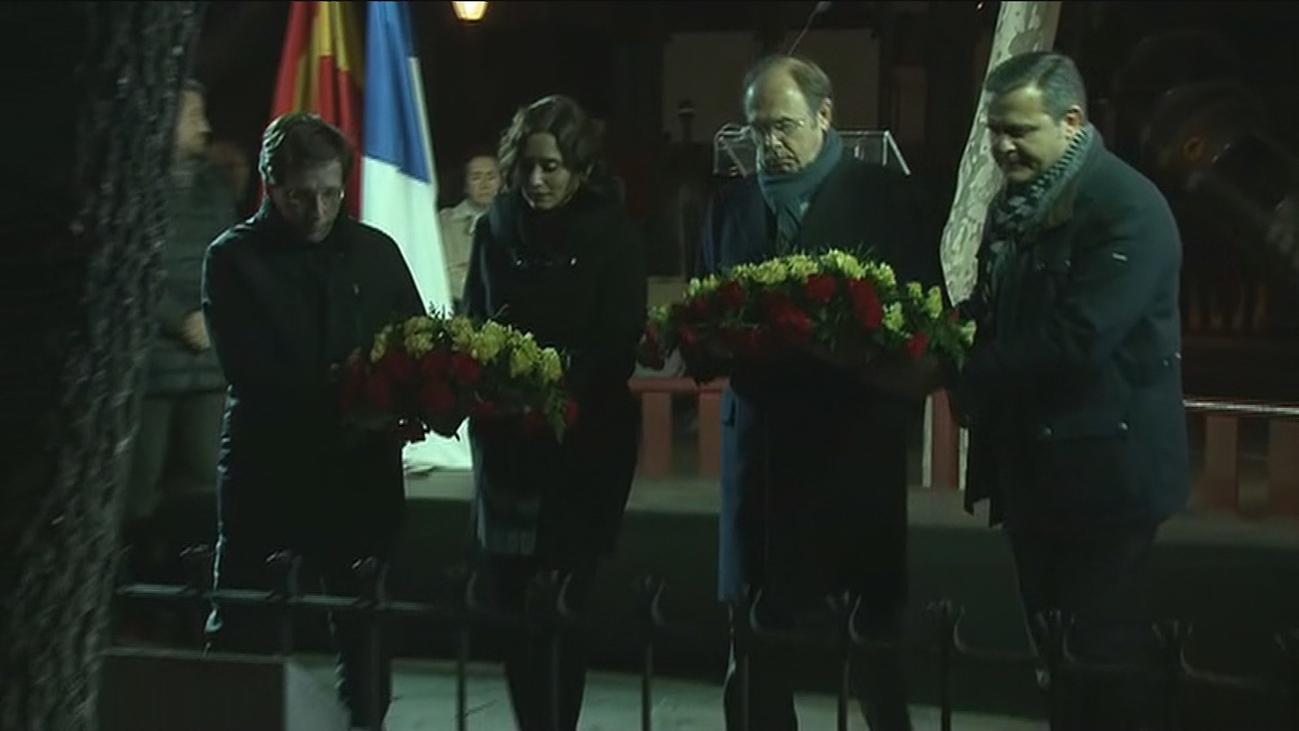 El  PP de Madrid recuerda a  Gregorio Ordóñez