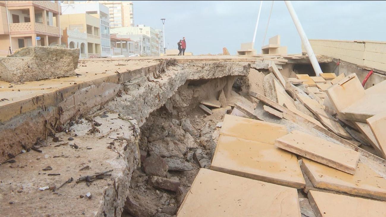 El Consejo de Ministros estudiará el martes las ayudas por daños del temporal