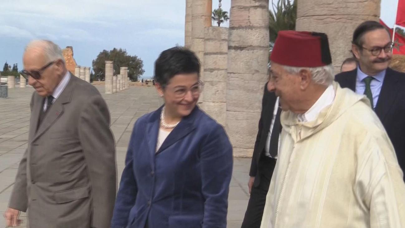 La visita de González Laya a Marruecos marcada por el conflicto por el espacio marítimo