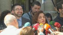 Sánchez Mato y Celia Mayer, acusados de malversación en el caso 'Open'