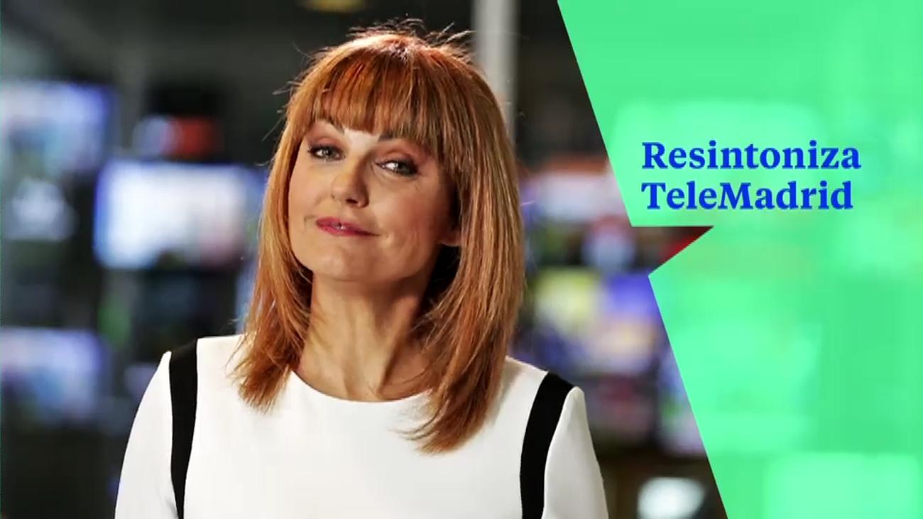 Resintoniza Telemadrid en tu televisión