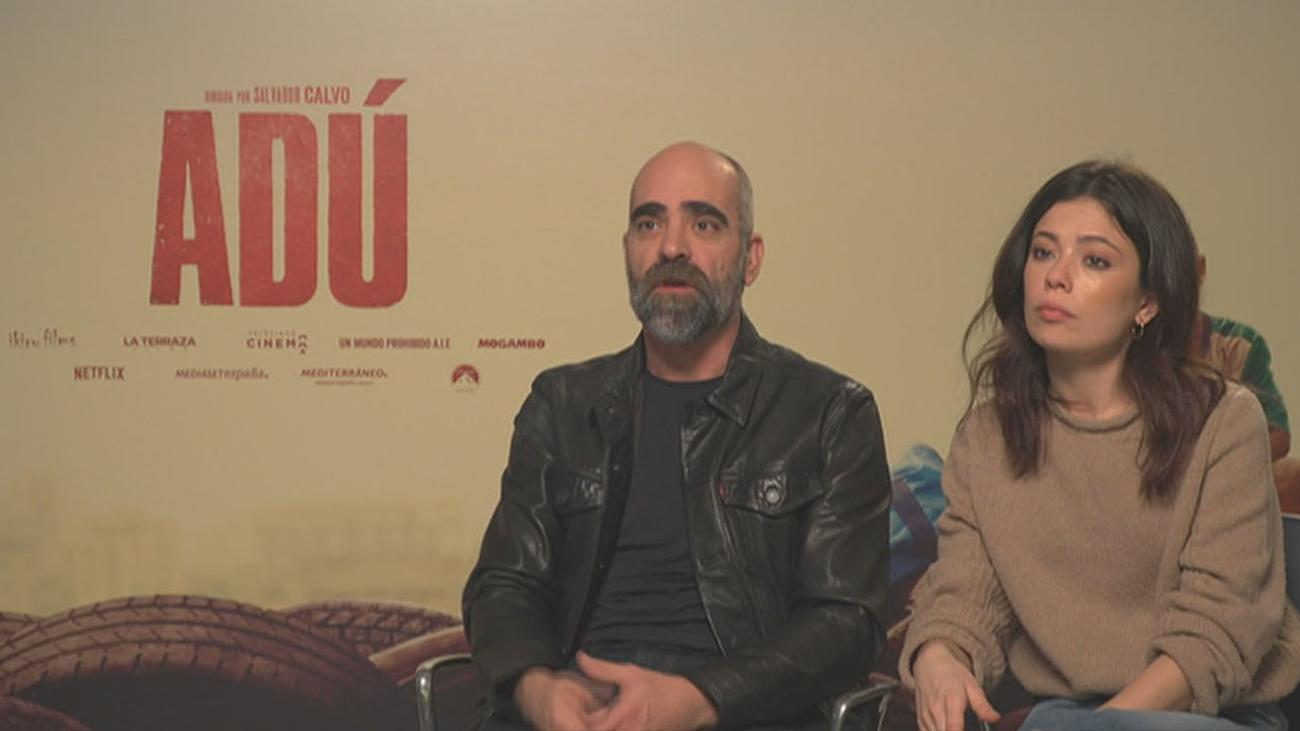 Luis Tosar y Anna Castillo protagonizan 'Adu', un drama sobre menores inmigrantes