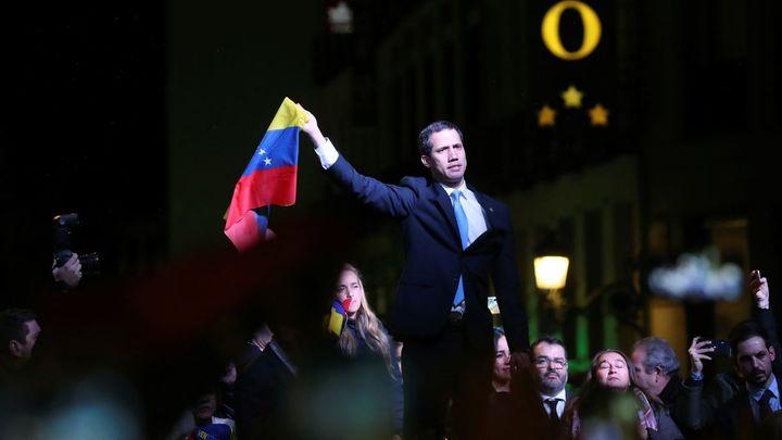 ¿Qué te ha parecido el recibimiento de Madrid a Juan Guaidó?