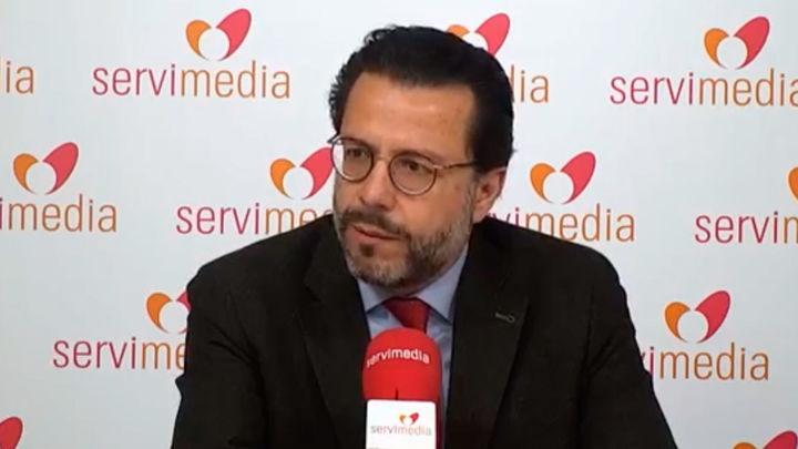 """Lasquetty: """"Sánchez ha dado un paso para negociar la secesión de Cataluña"""""""