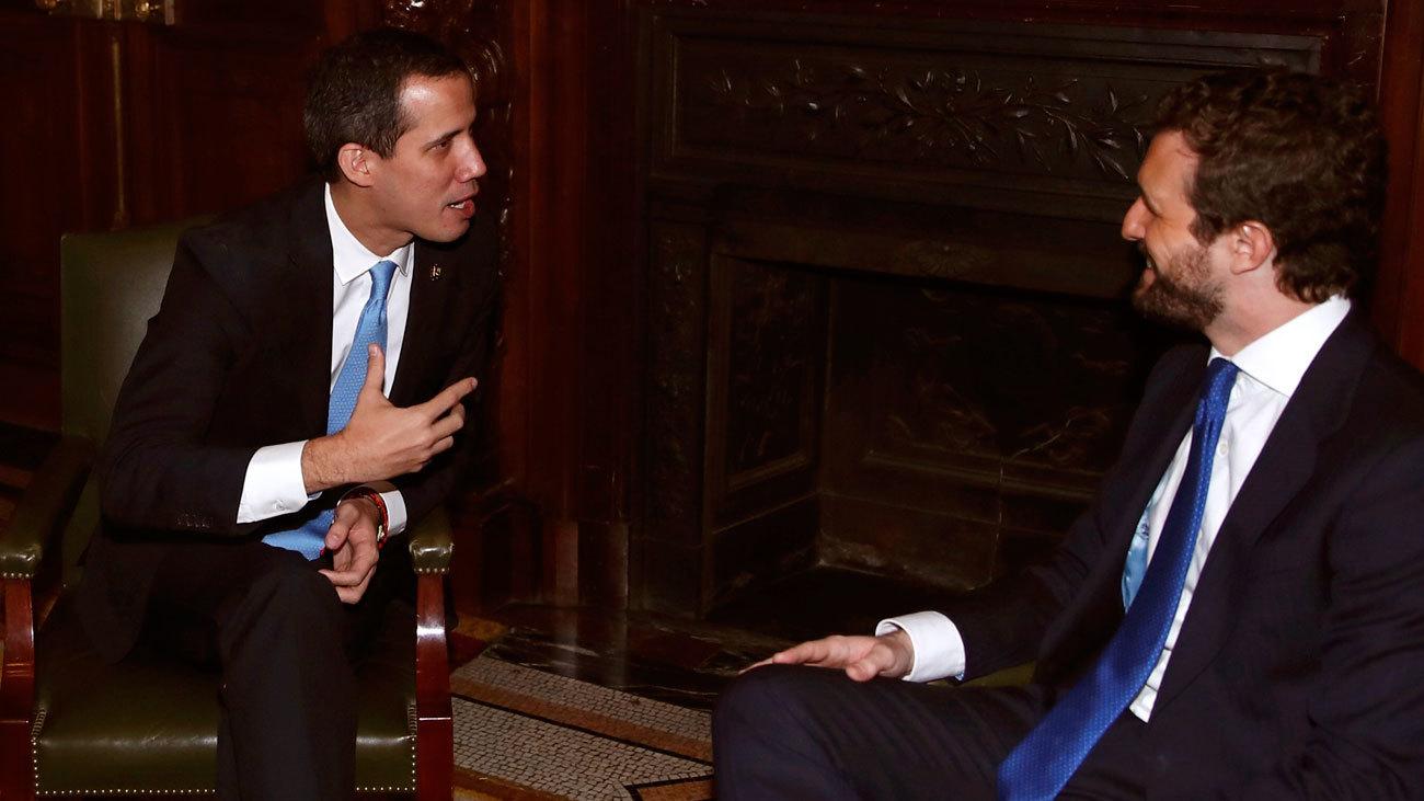 """Casado pide a Sánchez el """"cese inmediato"""" de Abalos """"por mentir en seis ocasiones"""""""