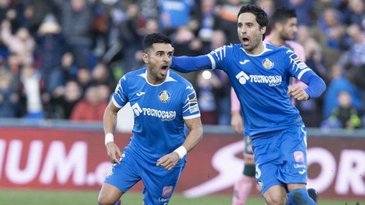 1-0. El VAR rescata al Getafe ante el Betis