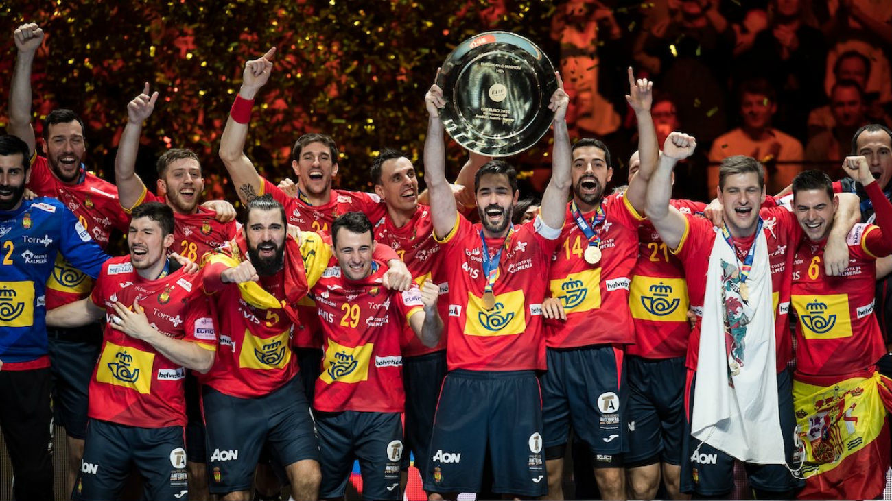 España, campeona de Europa