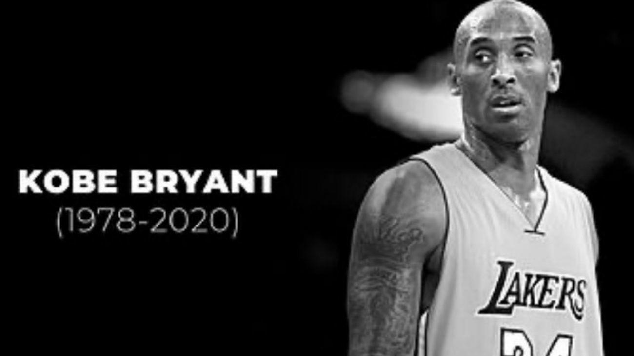 Kobe Bryant muere en un accidente de helicóptero