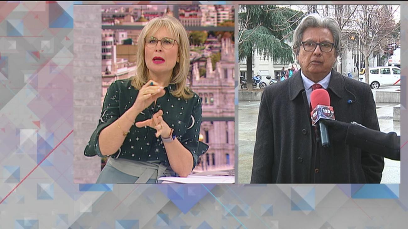 """William Cárdenas: """"La señora Rodríguez violó las sanciones impuestas por la Unión Europea"""""""
