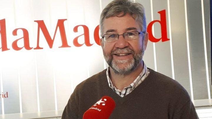 """Miguel Ángel Valero: """"La felicidad la hacemos unos con otros"""""""