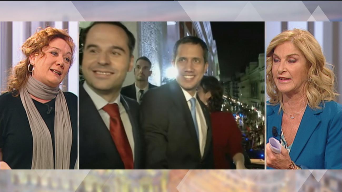 ¿Debió Sánchez mantener un encuentro con Guaidó?