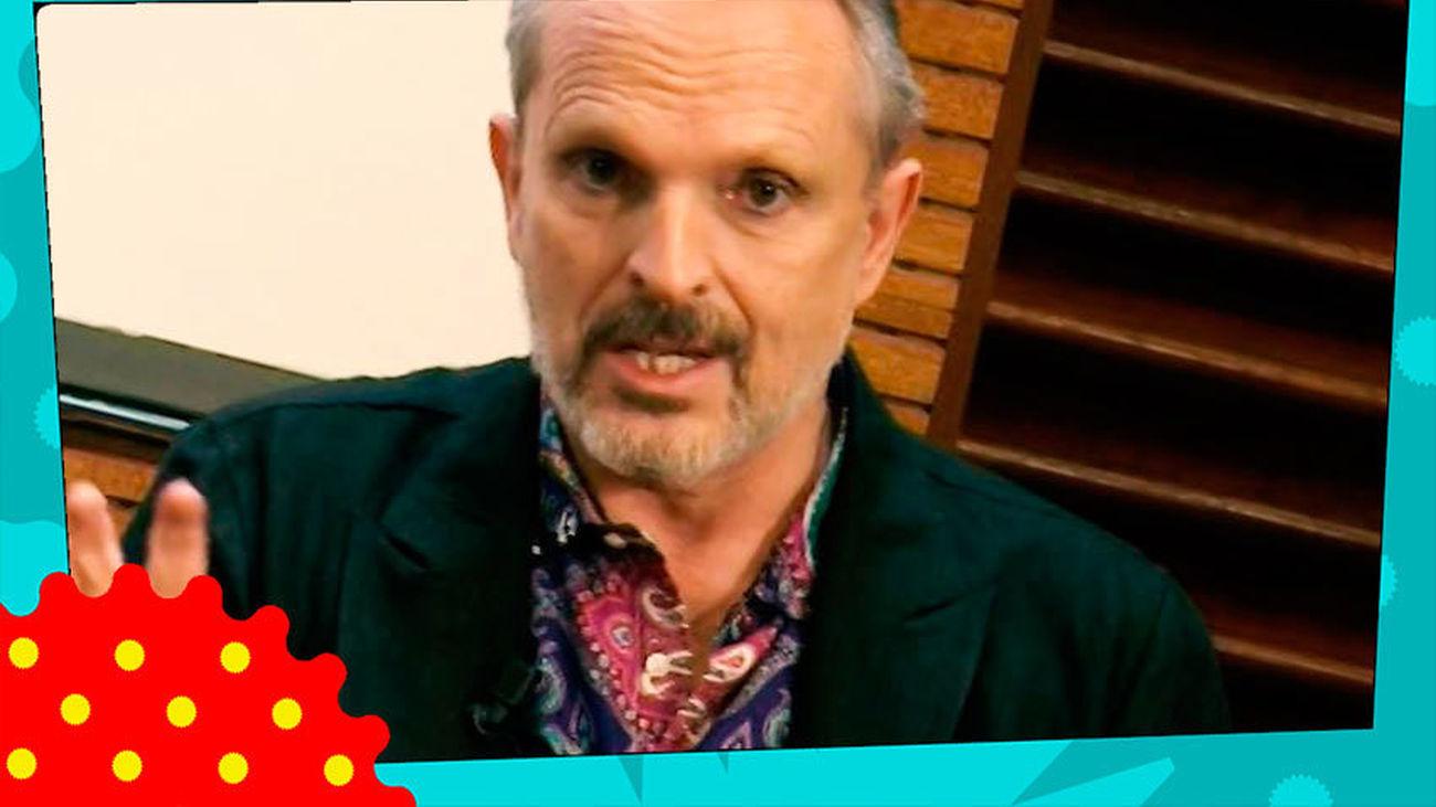 ¿Tiene Miguel Bosé un nuevo amante bandido?