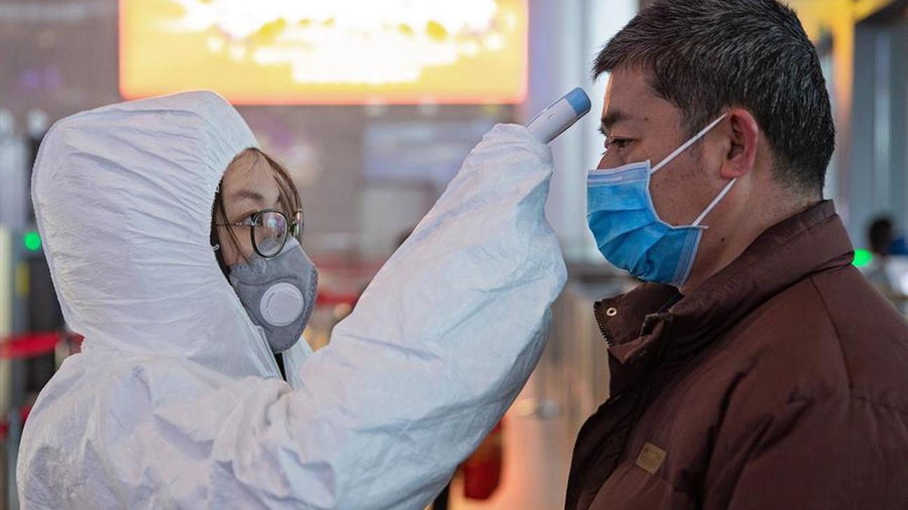 El coronavirus de Wuhan, sin control en China