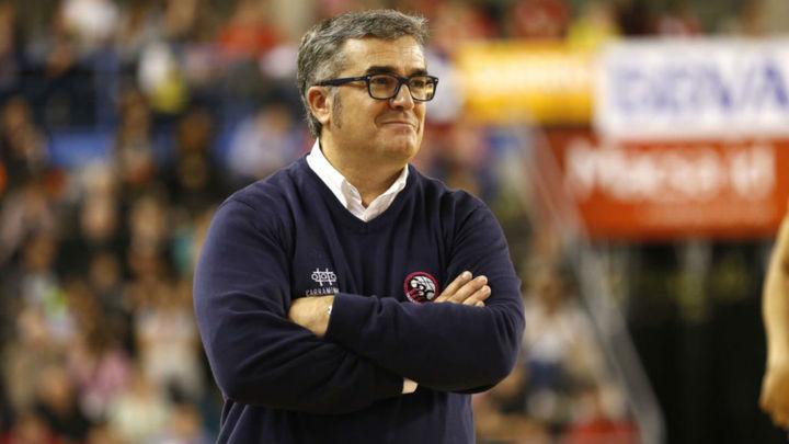 Paco García, nuevo entrenador del Montakit Fuenlabrada