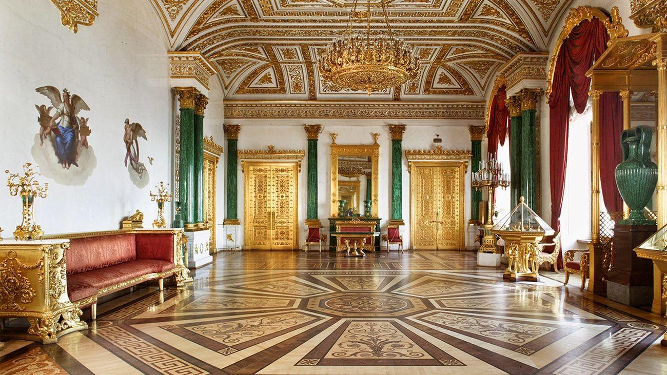 Sala del Museo del Hermitage