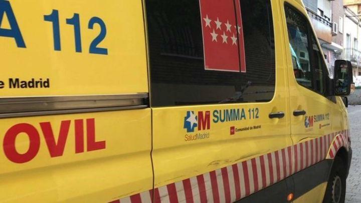 Muere en Madrid un médico del SUMMA por el Covid-19