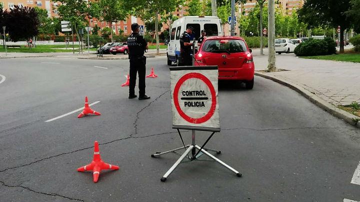 Los conductores de Fuenlabrada, limpios de alcohol y drogas