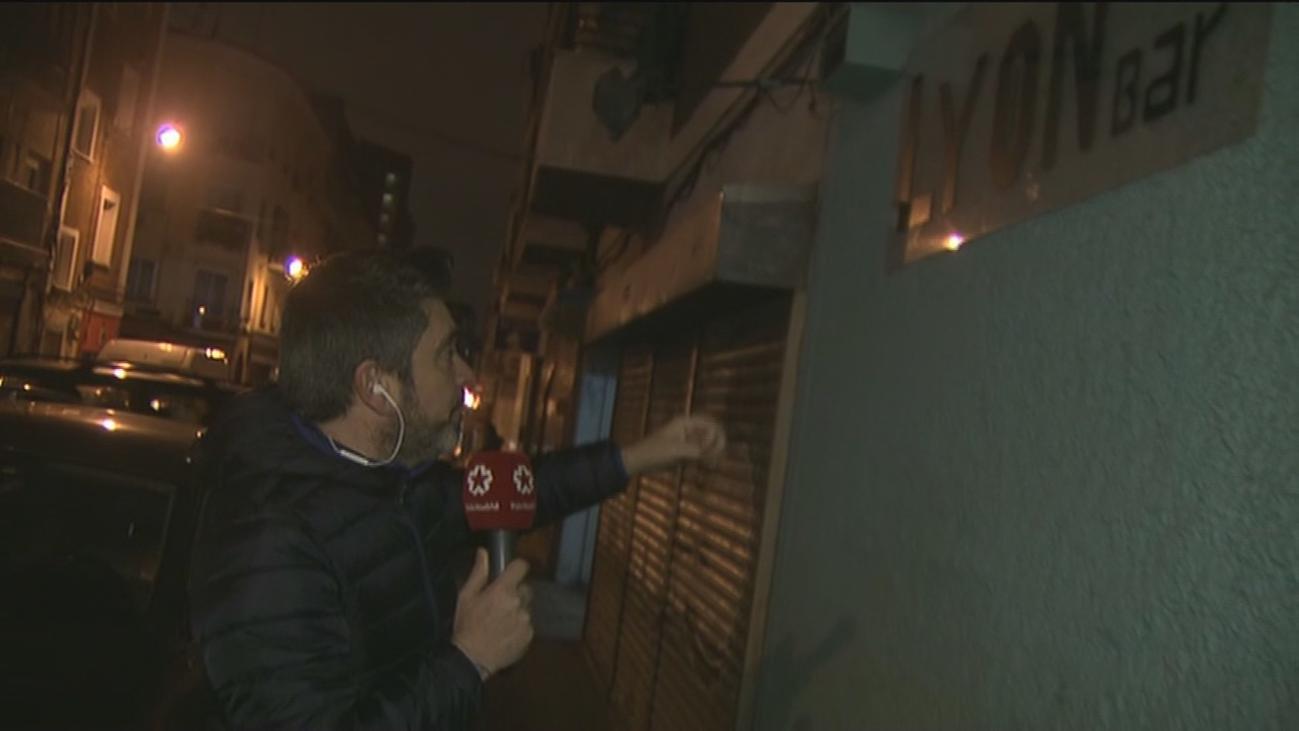 Vecinos de Ciudad Lineal, hartos de la inseguridad que genera un 'after' en la calle Elfo