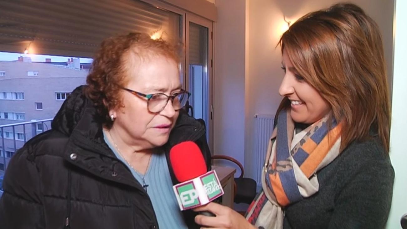 Mari Carmen, la mujer que se había quedado en la calle, ya tiene piso