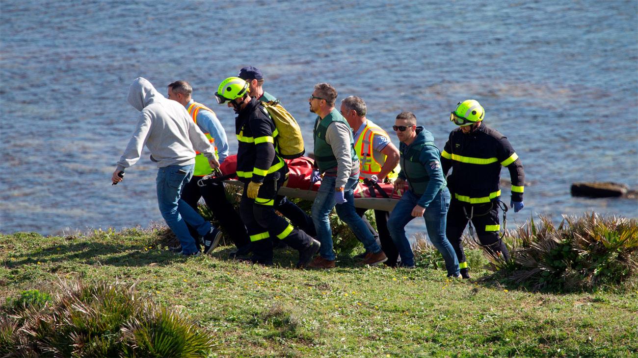 Hallado en Tarifa (Cádiz) el cadáver de otro marinero del 'Rúa Mar'