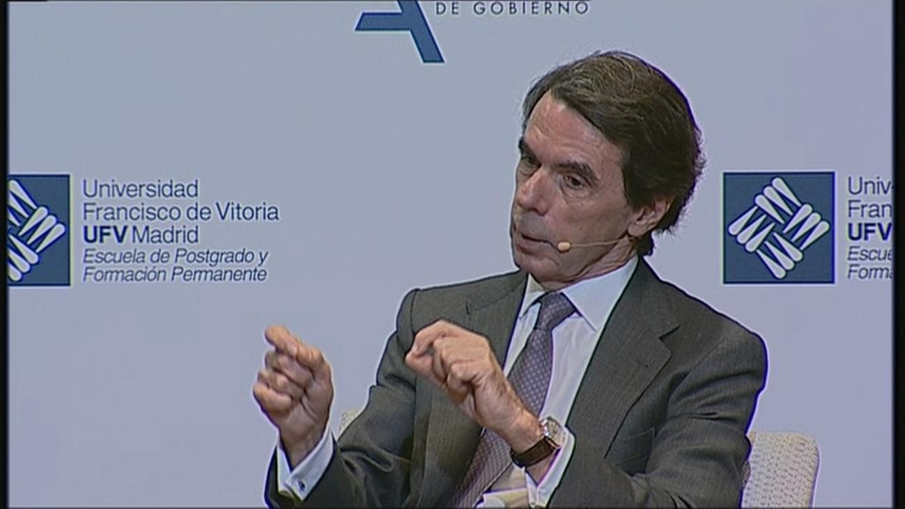 Las recomendaciones de Aznar a Pablo Casado