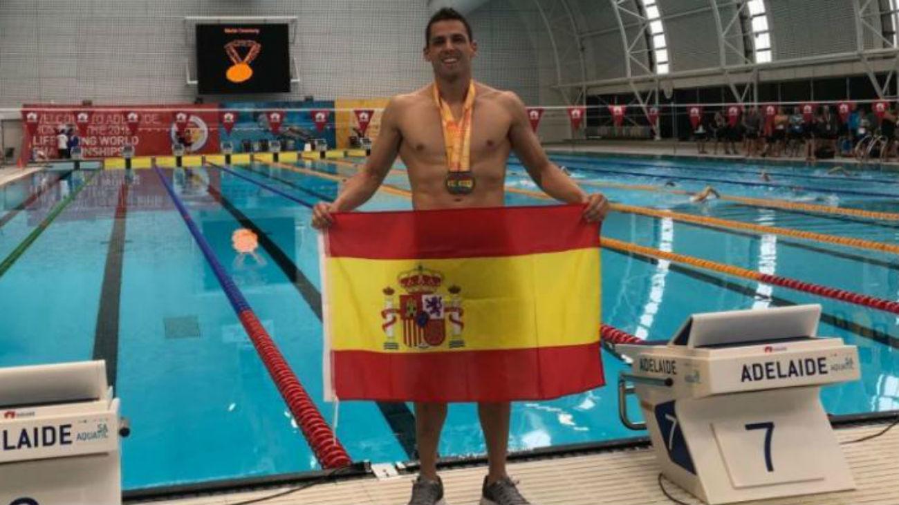 Mikel Escalona, un héroe en el mundo del salvamento español