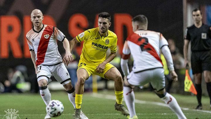 0-2. El Rayo Vallecano pone punto final a su participación en la Copa