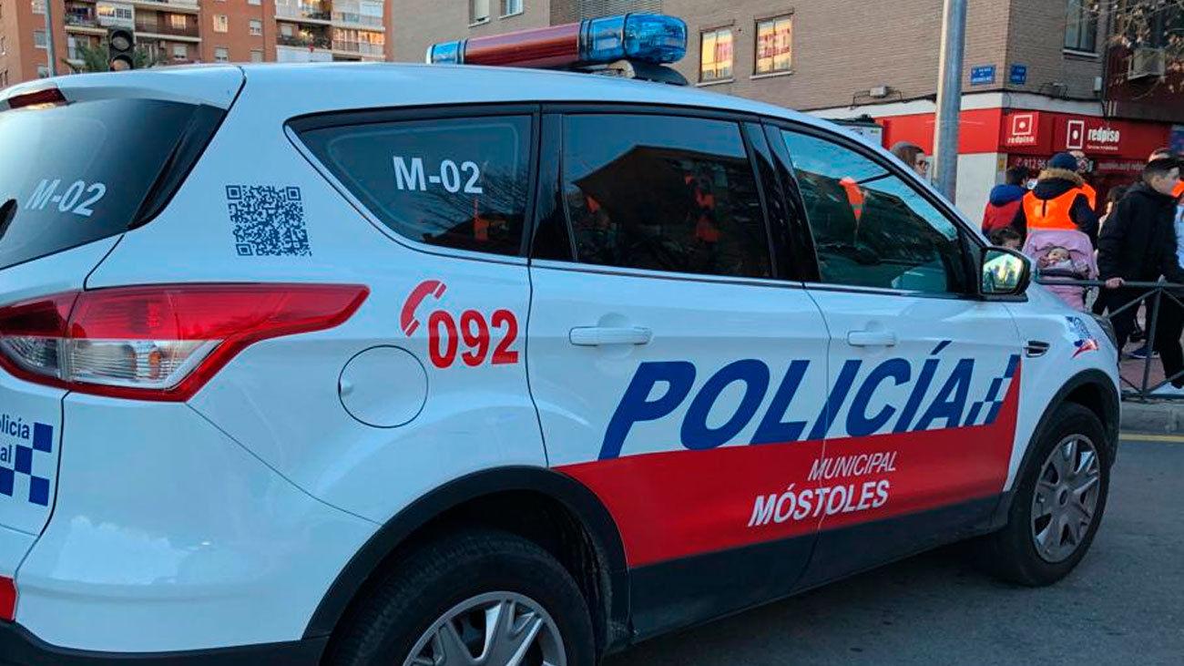 Policía Local de Móstoles