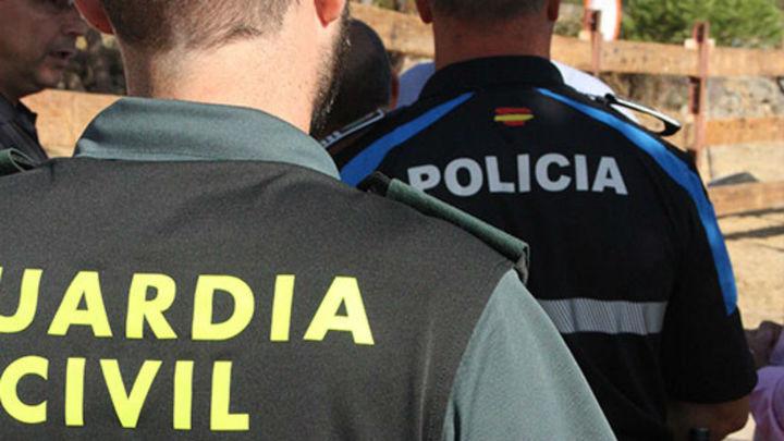 Detienen 'in fraganti' en Galapagar a un delincuente con un amplio historial delictivo