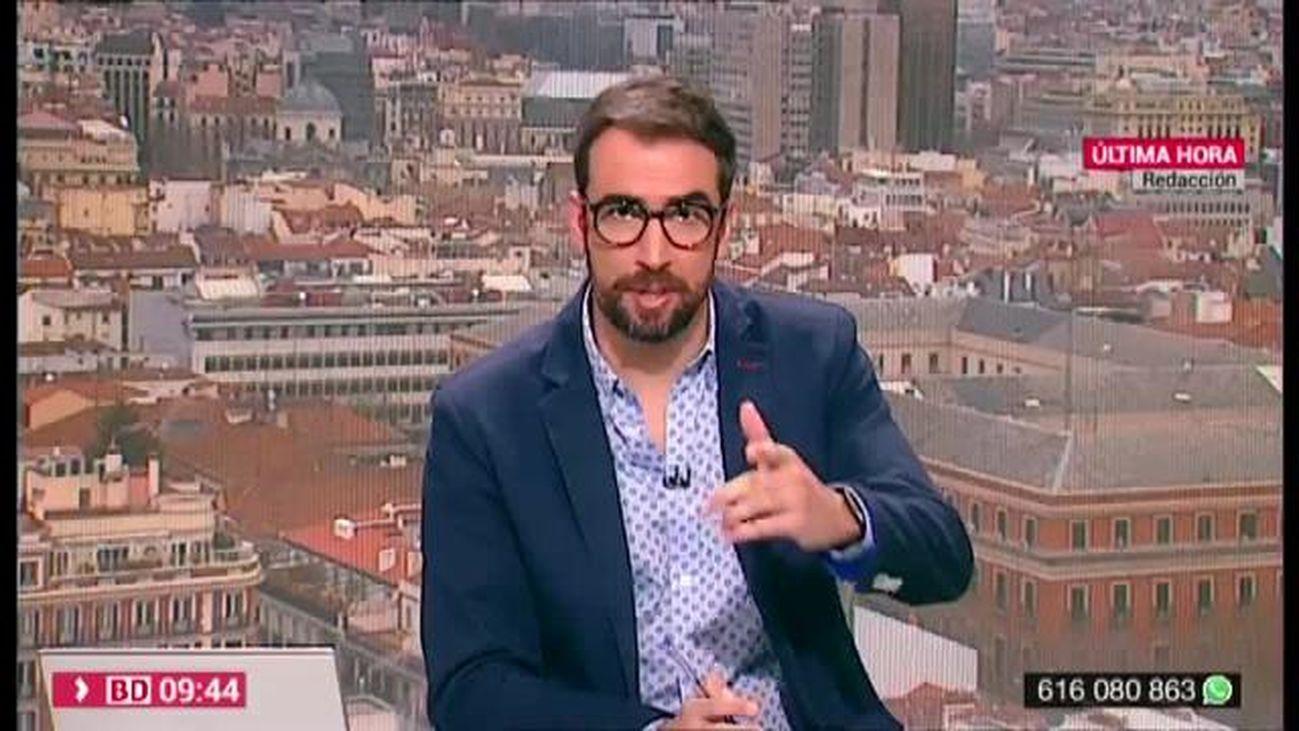 Buenos Días Madrid 29.01.2020 (9.00 - 10.30)