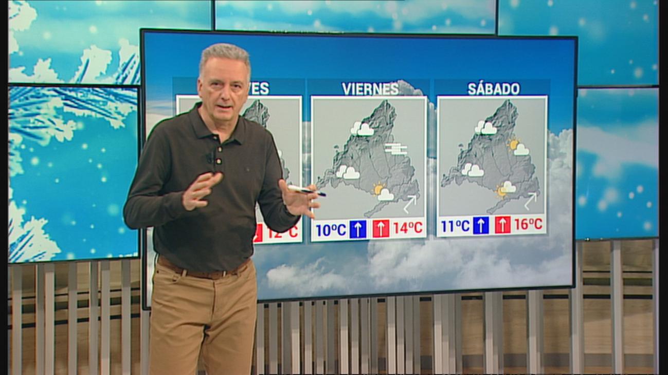 Enero se despide con poco frío en Madrid a la espera de un primer fin de semana de febrero primaveral