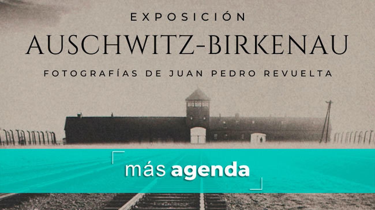 La agenda alternativa: Auschwitz-Birkenau: 36 fotografías para reflexionar