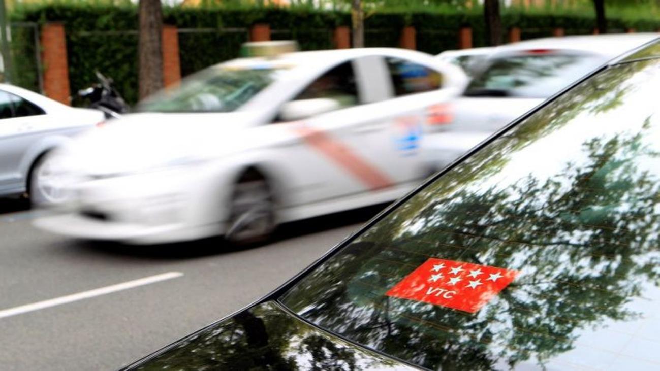 Los requisitos para ser taxista y conductor de VTC