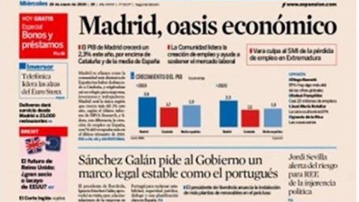 Economía con Carlos Rodríguez Braun