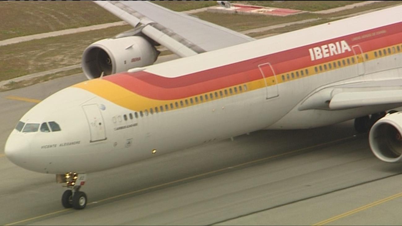 Iberia suspende sus vuelos con China por el coronavirus