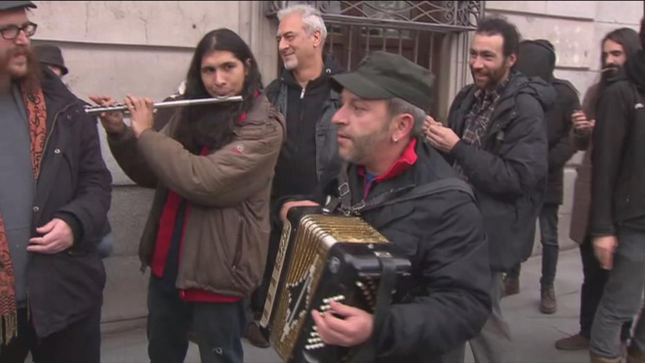 El centro de Madrid limitará a 450 los músicos de calle y reduce su horario