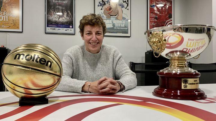"""Elisa Aguilar: """"Entre la WNBA y la selección española, opté por mi país"""""""