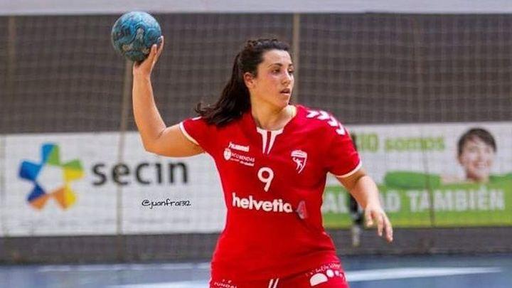 """Nuria Andreu: """"Esperamos que lleguen los buenos resultados"""""""