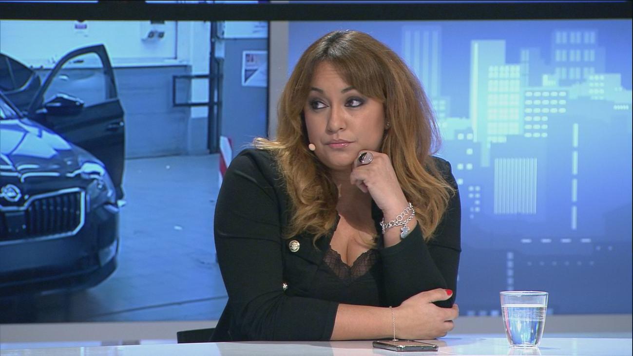 Raquel Abad relata el acoso sexual que sufrió por parte de un conductor de VTC