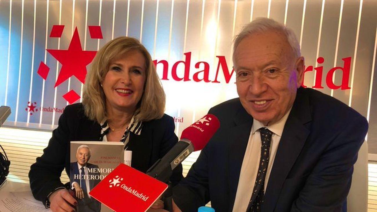 """"""" Entrevista a José Manual García-Margallo""""   """"Memorias heterodoxas de un político de extremo centro """""""