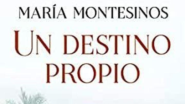 María Montesinos presenta su última novela 'Un destino Propio'