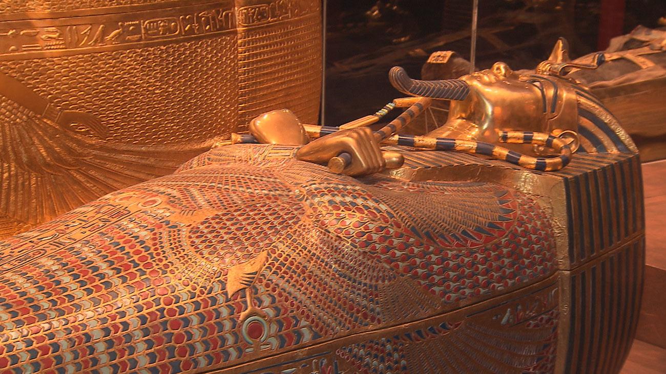 El 'Indiana Jones egipcio' llega a Madrid